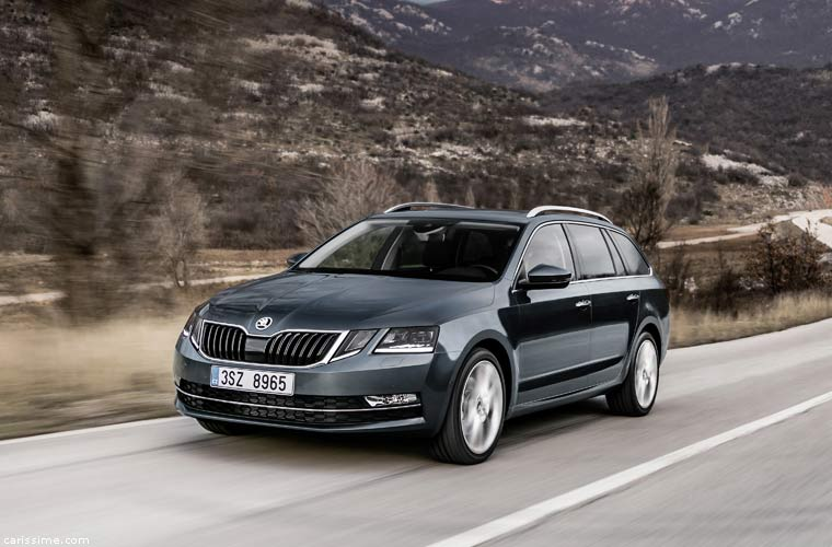 skoda octavia 3 combi 2013 carissime l 39 info automobile. Black Bedroom Furniture Sets. Home Design Ideas