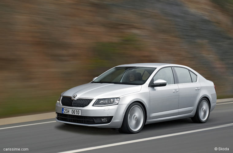 skoda octavia 3 voiture familiale 2013 images frompo. Black Bedroom Furniture Sets. Home Design Ideas