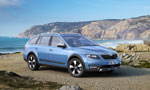 Skoda Octavia Scout Break 4x4 2014