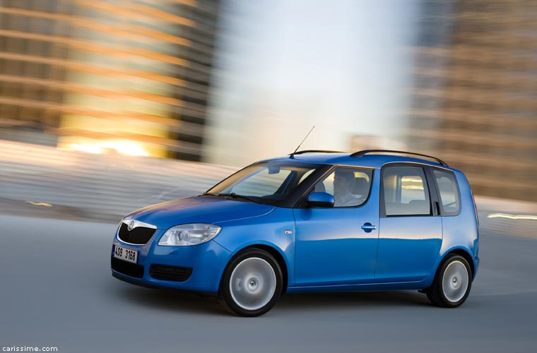 Skoda Roomster 2006/2010 Occasion