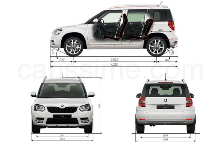 skoda yeti 2009 carissime l 39 info automobile. Black Bedroom Furniture Sets. Home Design Ideas