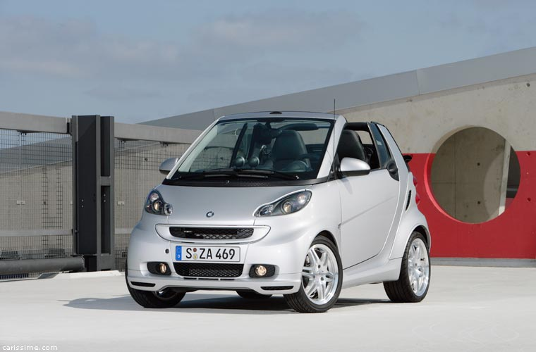 smart fortwo 2 brabus xclusive cabriolet photos. Black Bedroom Furniture Sets. Home Design Ideas