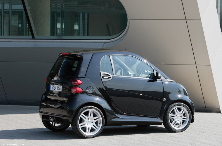 smart fortwo 2 brabus xclusive coup photos. Black Bedroom Furniture Sets. Home Design Ideas