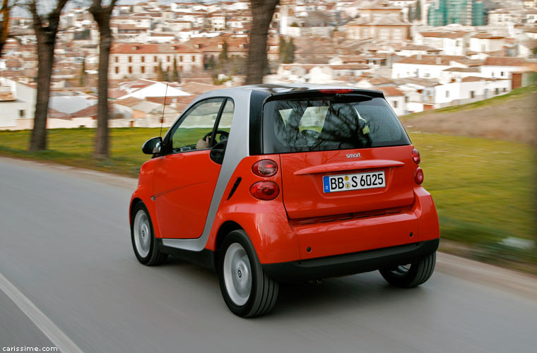 Smart 2 Fortwo 2007 / 2010