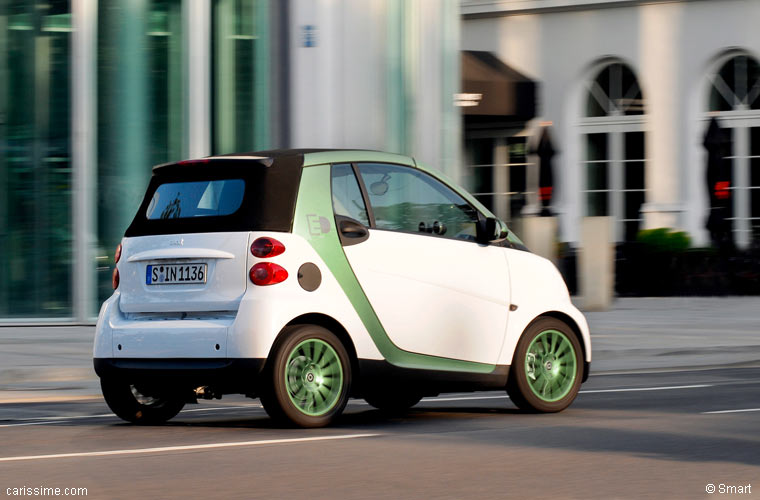 smart fortwo 2 electrique drive carissime l 39 info automobile. Black Bedroom Furniture Sets. Home Design Ideas