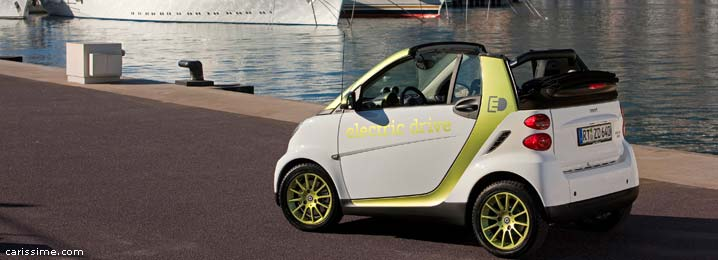 smart fortwo 2 electrique drive carissime l 39 info automobile. Black Bedroom Furniture Sets. Home Design Ideas