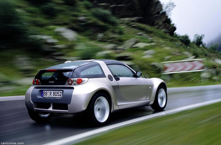 smart roadster 2003 2006 cabriolet 2 places. Black Bedroom Furniture Sets. Home Design Ideas