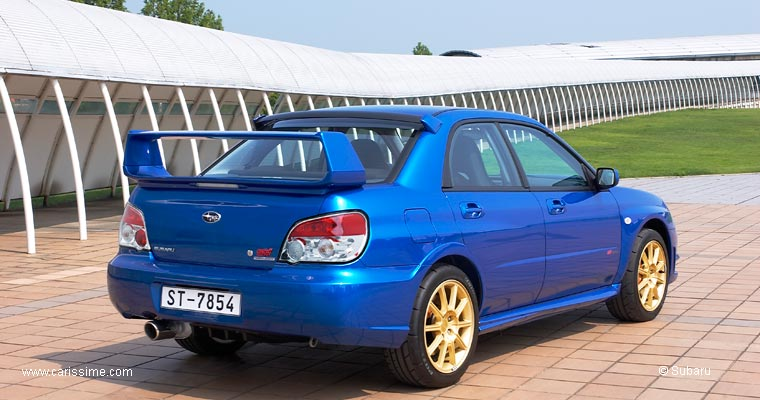 subaru impreza 2 wrx sti 2000 2008 voiture occasion. Black Bedroom Furniture Sets. Home Design Ideas