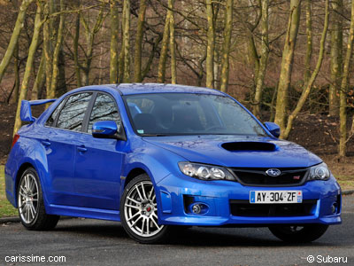 subaru impreza 3 wrx sti 2008 2014 voiture sportive. Black Bedroom Furniture Sets. Home Design Ideas