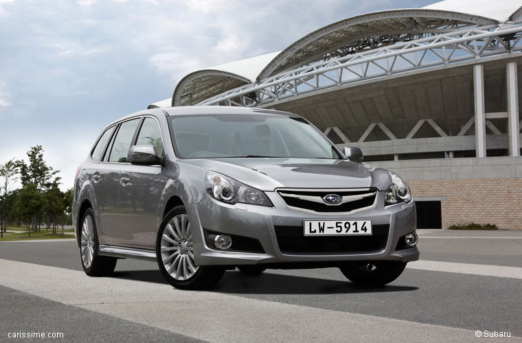 Subaru Legacy 2 Break 2010 / 2014