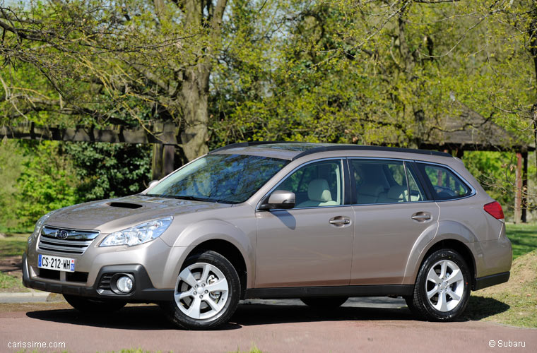 Subaru Outback 2 restylage 2013 / 2015