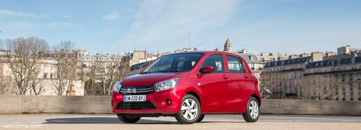 suzuki celerio carissime l 39 info automobile. Black Bedroom Furniture Sets. Home Design Ideas