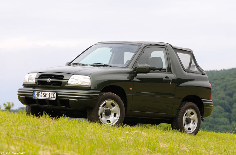 Suzuki Grand Vitara 1 & XL-7 1998 / 2005