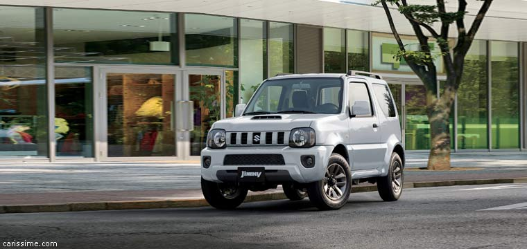 suzuki jimny restylage 2012 carissime l 39 info automobile. Black Bedroom Furniture Sets. Home Design Ideas