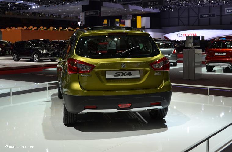Suzuki au salon automobile de gen ve 2013 photos for Salon d auto geneve