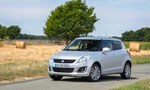 Suzuki Swift 2 restylage 2013