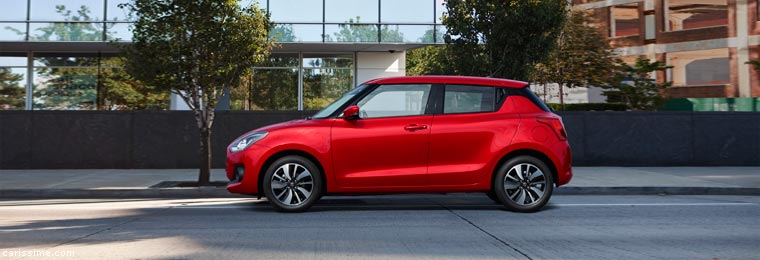Suzuki Swift 3 2017