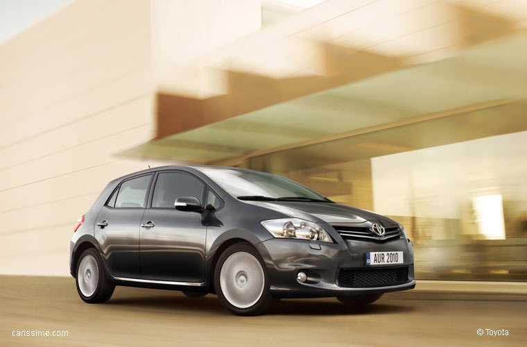 Toyota Auris restylage 2010 Occasion