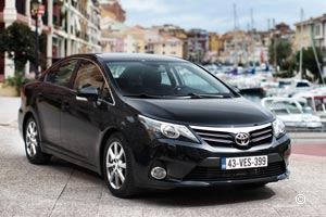Toyota Avensis 3 restylage 2012 / 2015
