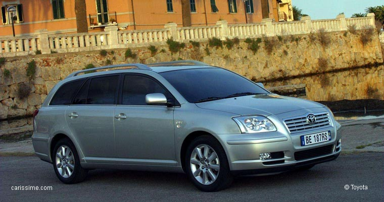 toyota avensis 2 break sw voiture neuve occasion. Black Bedroom Furniture Sets. Home Design Ideas