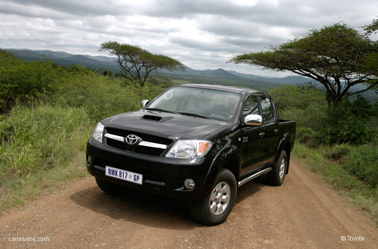 Toyota Hilux 6 2005/2012 Occasion