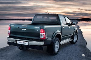 Toyota Hilux 6 restylage 2012