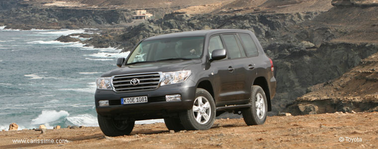 Toyota Land Cruiser V8 SW 8 Occasion