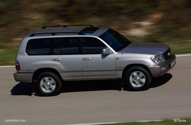 toyota land cruiser sw v8 1998 2007 voiture occasion. Black Bedroom Furniture Sets. Home Design Ideas