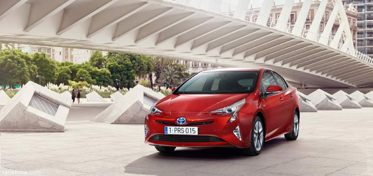 toyota prius 4 2016 carissime l 39 info automobile. Black Bedroom Furniture Sets. Home Design Ideas