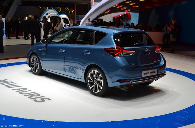 Toyota au salon automobile de gen ve 2015 photos - Salon de geneve 2015 nouveaute ...