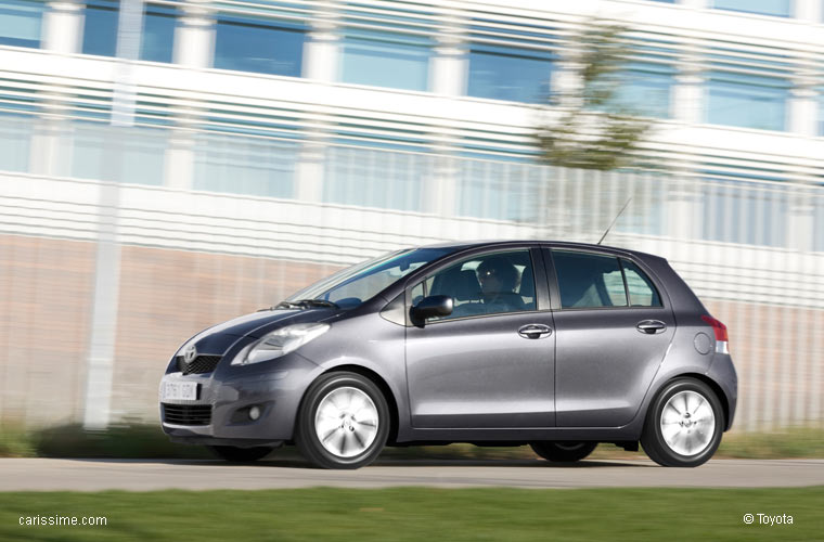 Toyota Yaris 2 restylage 2009/2010 Occasion