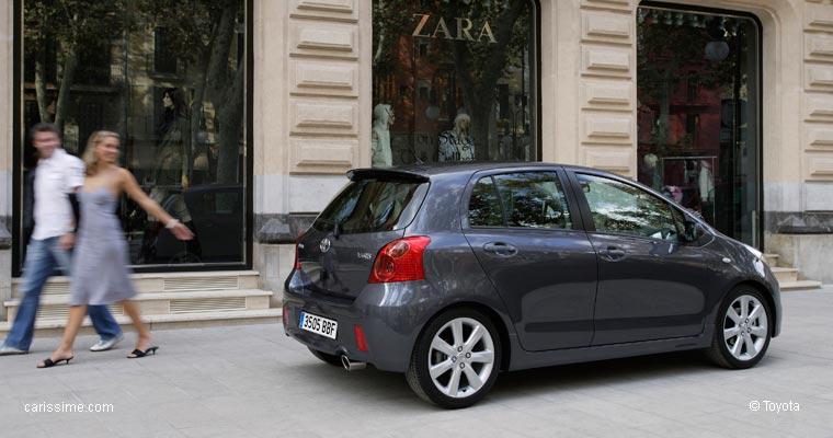 Toyota yaris 2 ts voiture neuve occasion nouveaut auto for Interieur yaris 2
