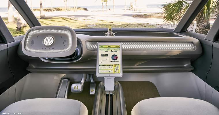 Volkswagen ID Buzz Concept - Carissime L'Info Automobile