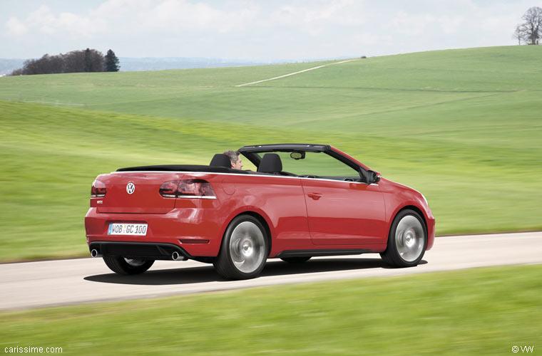 volkswagen golf 6 gti cabriolet 2012. Black Bedroom Furniture Sets. Home Design Ideas