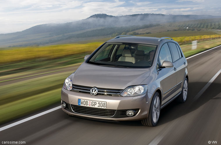 Volkswagen Golf Plus 2009 / 2014 Restylage