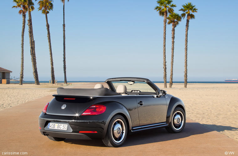volkswagen coccinelle cabriolet 2013 carissime l 39 info automobile. Black Bedroom Furniture Sets. Home Design Ideas