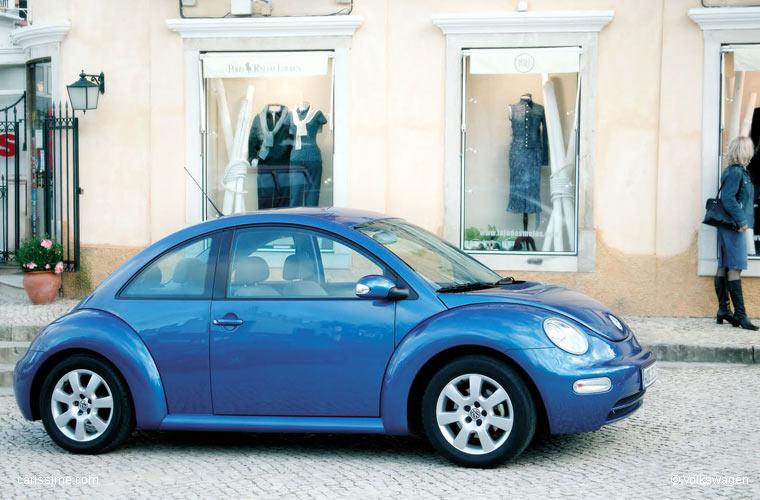 volkswagen new beetle 1 1999 2005 voiture occasion. Black Bedroom Furniture Sets. Home Design Ideas