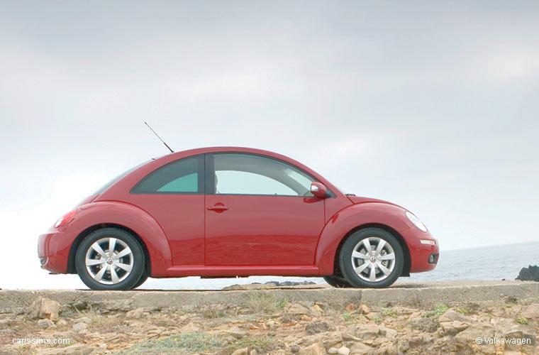volkswagen new beetle 1 restylage 2005 voiture occasion. Black Bedroom Furniture Sets. Home Design Ideas