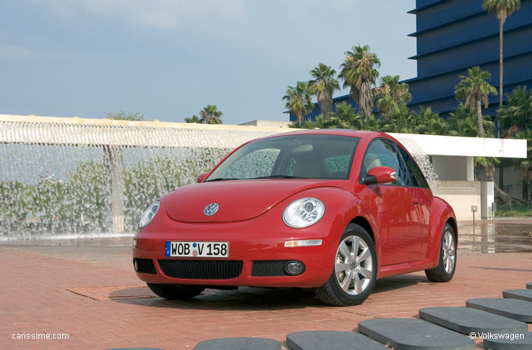 volkswagen new beetle 1 restylage 2005 voiture occasion. Black Bedroom Furniture Sets. Home Design Ideas