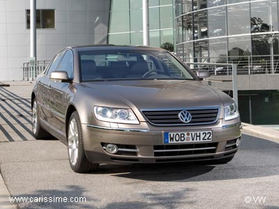 volkswagen phaeton restylage 2007 voiture occasion. Black Bedroom Furniture Sets. Home Design Ideas