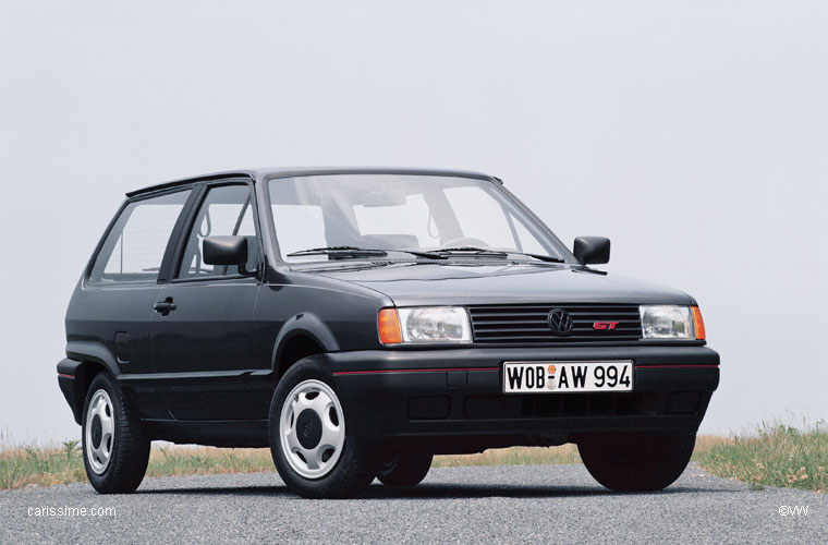 volkswagen polo 2 restylage 1990 voiture neuve occasion. Black Bedroom Furniture Sets. Home Design Ideas