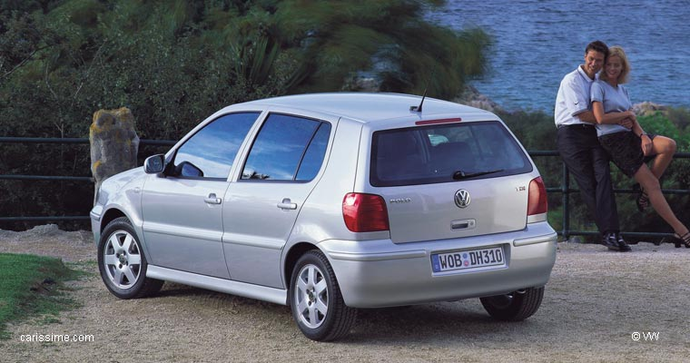 volkswagen polo 3 restylage 1999 voiture neuve occasion nouveaut auto. Black Bedroom Furniture Sets. Home Design Ideas