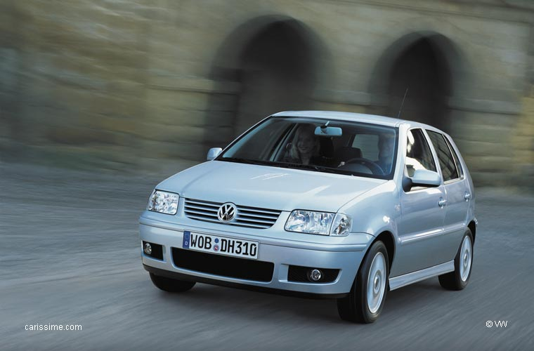 Volkswagen Polo 3 restyllage 1999 Occasion
