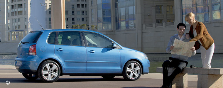 Volkswagen Polo 4 restylage 2005 Occasion