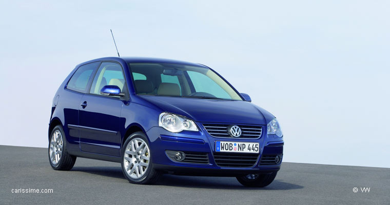 volkswagen polo 4 restylage 2005 voiture neuve occasion nouveaut auto. Black Bedroom Furniture Sets. Home Design Ideas