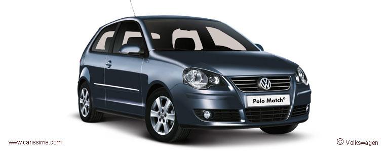 volkswagen polo 4 restylage 2005 match voiture neuve. Black Bedroom Furniture Sets. Home Design Ideas
