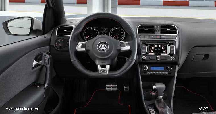 volkswagen polo 5 gti voiture sportive 2010 2014. Black Bedroom Furniture Sets. Home Design Ideas