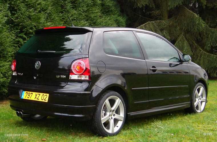 volkswagen polo 4 restylage 2005 sport limited voiture neuve occasion nouveaut auto. Black Bedroom Furniture Sets. Home Design Ideas