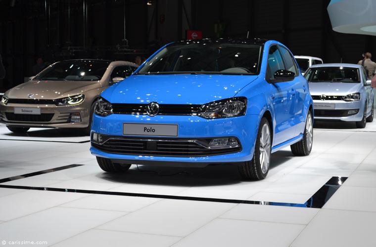 Volkswagen au salon automobile de gen ve 2014 photos for Salon d auto geneve
