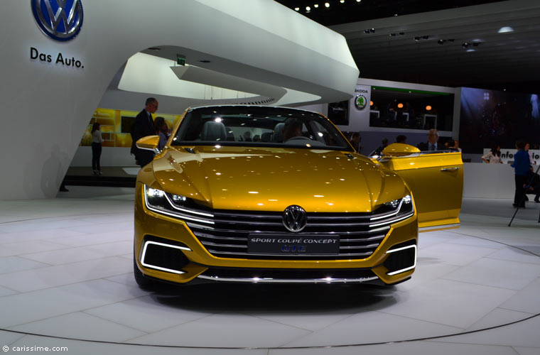 Volkswagen au salon automobile de gen ve 2015 photos - Salon de geneve 2015 nouveaute ...